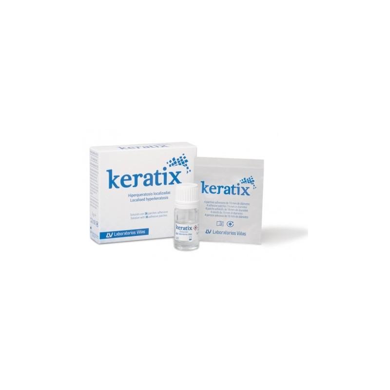 Keratix Soluc 3 G + 36 Parches