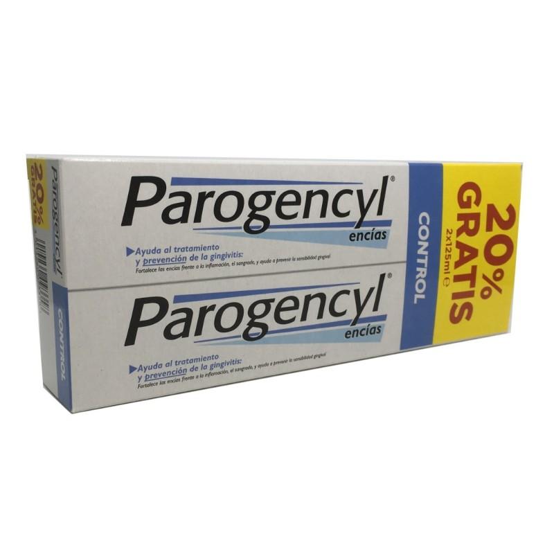 Parogencyl Control Duplo 125 ml 20%