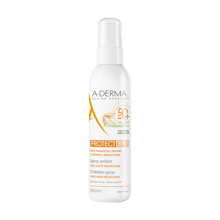 Aderma Protect Kids Spray 50+ 200 Ml