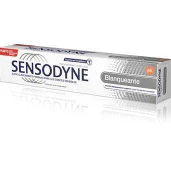 Sensodyne Cuidado Blanqueante 75 Ml