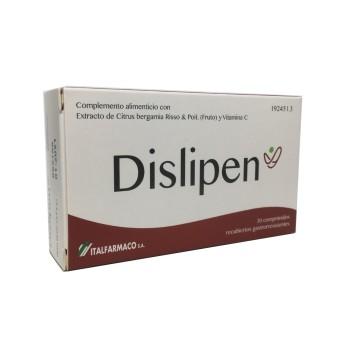 Dislipen 30 Comp