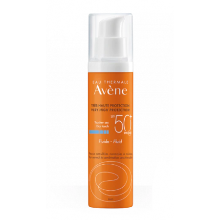 Avene Fluido Spf 50+ Oil Free 50 Ml